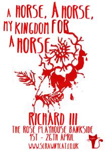 richard white rose horse