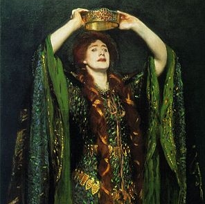 Ellen Terry, Lady Macbeth, Ghost Sonata, the rose bankside, strindberg in london, theatre in london, fringe theatre london, modernism theatre,  historic london theatre, london theatre blog, Olivia Meguer, Sophie McKay, Foss Shepherd